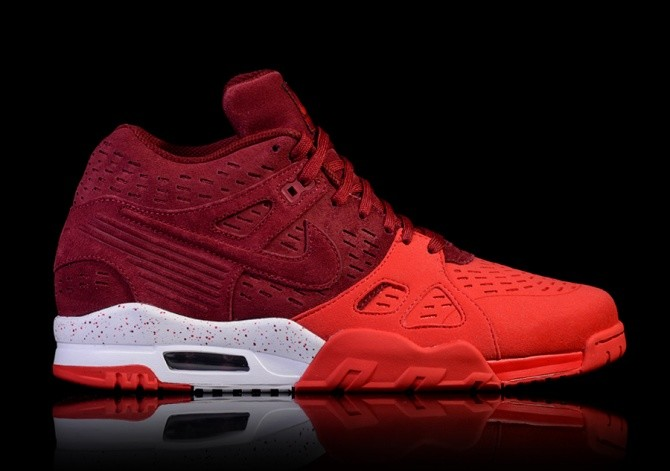 NIKE AIR TRAINER 3 LEATHER 'TEAM RED'