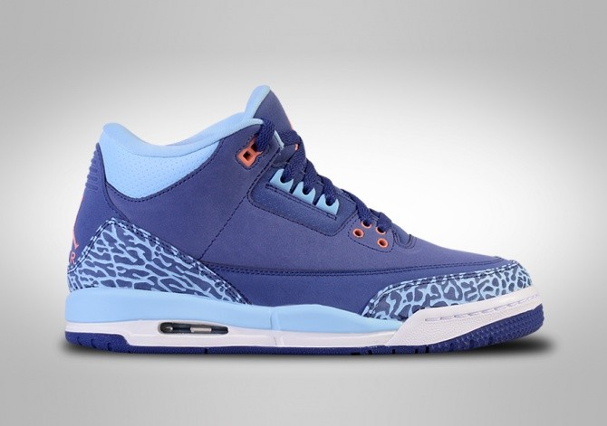 NIKE AIR JORDAN 3 RETRO GG PURPLE DUST