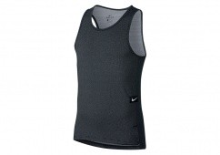 NIKE DRY KNIT HYPER ELITE BASKETBALL TOP BLACK