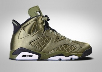 NIKE AIR JORDAN 6 RETRO PINNACLE FLIGHT JACKET