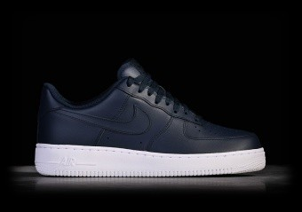 NIKE AIR FORCE 1 '07 OBSIDIAN