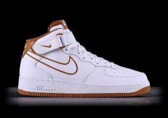 Sneakers Nike Air Force 1 '07 LV8 Untility team orange white black (AJ7747 800)