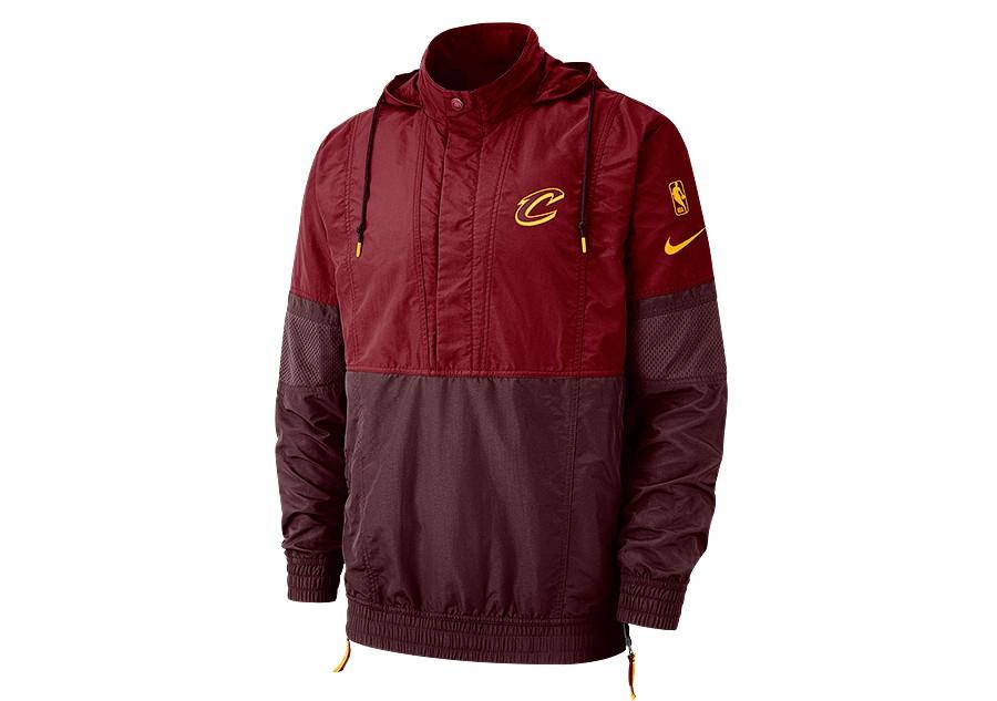 Cleveland Cavaliers Basketball Zip-Up Hooded Sweatshirt
