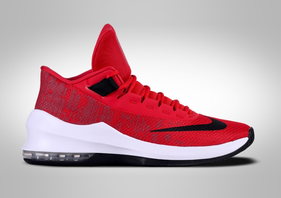 NIKE AIR MAX INFURIATE 2 MID RED price