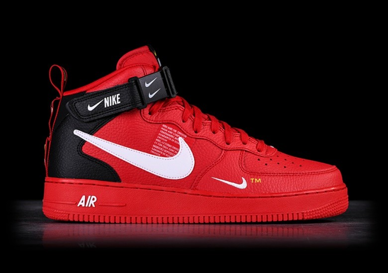 nike air force 1 low utility rouge