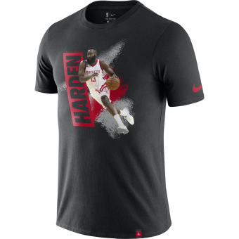NIKE NBA HOUSTON ROCKETS HARDEN JAMES DRY TEE