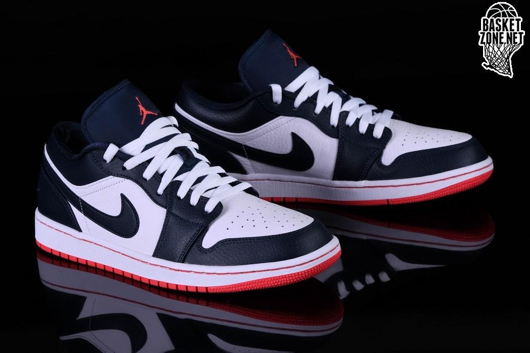 Nike Air Jordan 1 Retro Low Obsidian Price 95 00 Basketzone Net