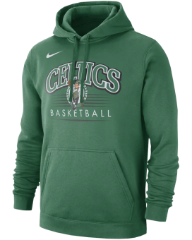 NIKE NBA BOSTON CELTICS CREST HOODY