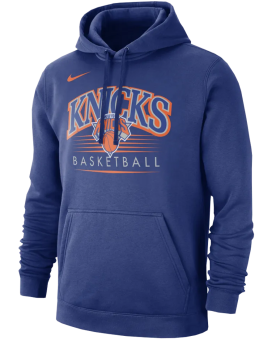 NIKE NEW YORK KNICKS CREST HOODY