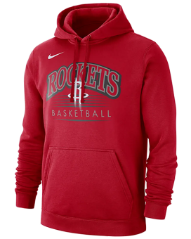 NIKE NBA HOUSTON ROCKETS CREST HOODY