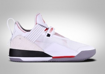 NIKE AIR JORDAN 33 LOW SE WHITE CEMENT