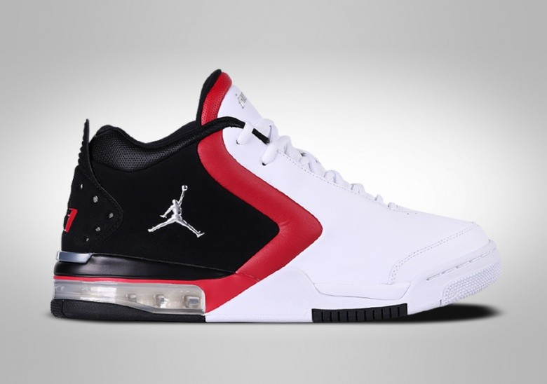 NIKE AIR JORDAN BIG FUND BLACK RED WHITE