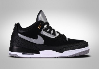 NIKE AIR JORDAN 3 RETRO TINKER BLACK CEMENT