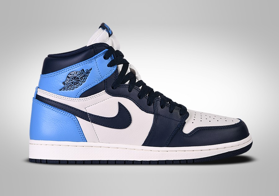 NIKE AIR JORDAN 1 RETRO HIGH OG UNIVERSITY BLUE per €269,00 ...