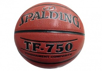SPALDING TF 750 IN/OUT (SIZE 7) ORANGE