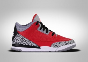 NIKE AIR JORDAN 3 RETRO SE TD RED CEMENT