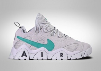 NIKE AIR BARRAGE LOW RETRO NEPTUNE GREEN