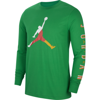 JORDAN SPORT DNA LONG-SLEEVE CREW TEE