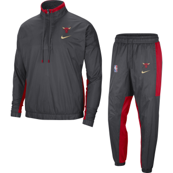 NIKE NBA CHICAGO BULLS CITY EDITION COURTSIDE TRACKSUIT