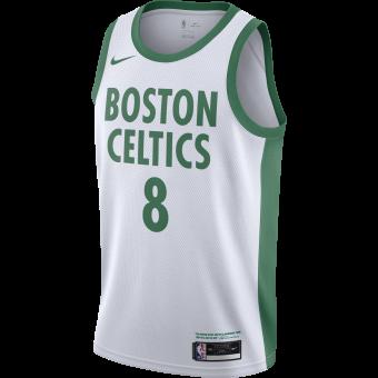 NIKE NBA BOSTON CELTICS CITY EDITION SWINGMAN JERSEY