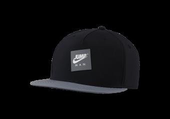 NIKE AIR JORDAN PRO JUMPMAN CLASSICS CAP BLACK